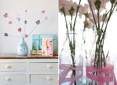 Decorar la casa para un baby shower