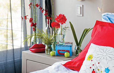 Ideas baratas para decorar un dormitorio 3