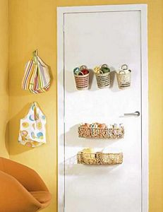 Ideas para decorar puertas de forma original 1