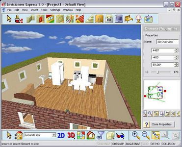 Software para decoraci n dec ralos for Software para disenar casas