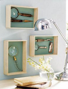 Ideas para decorar con cuadros dec ralos - Objetos para decorar paredes ...