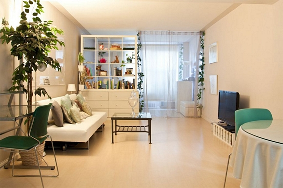 Consejos para un piso peque o dec ralos - Making most of small spaces property ...