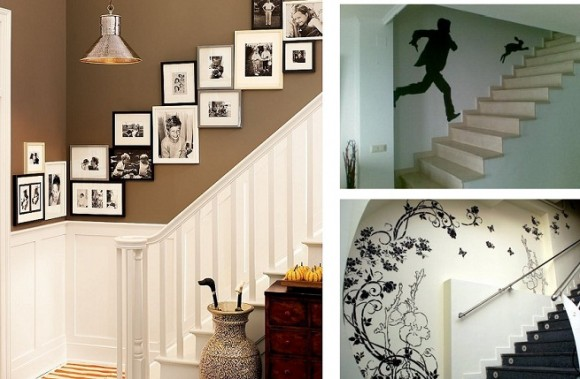 diez ideas para decorar escaleras dec ralos