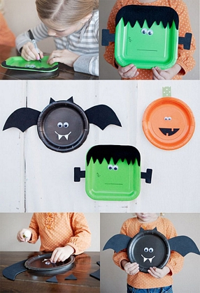 Ideas de manualidades decorativas para Halloween 5