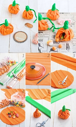 Ideas de manualidades decorativas para Halloween 4