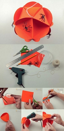 Ideas de manualidades decorativas para Halloween 6