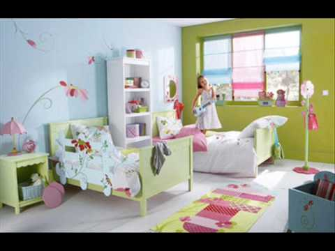 Ideas para la decoraci n del dormitorio de ni as - Decoracion dormitorio nina ...