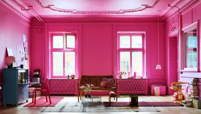 ¿Cómo decorar en color rosa? 1