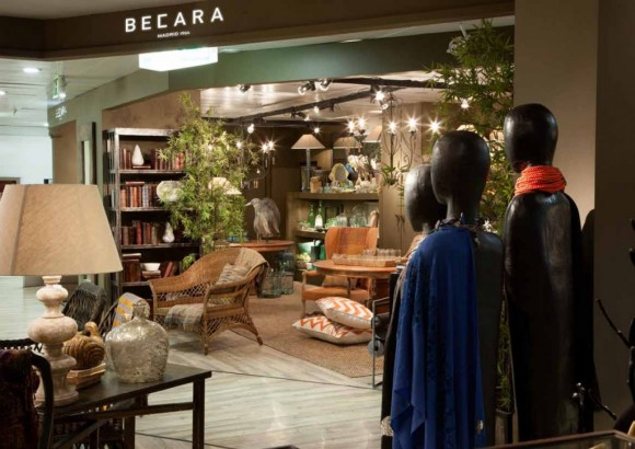 Becara se une a el corte ingl s dec ralos for Becara catalogo muebles