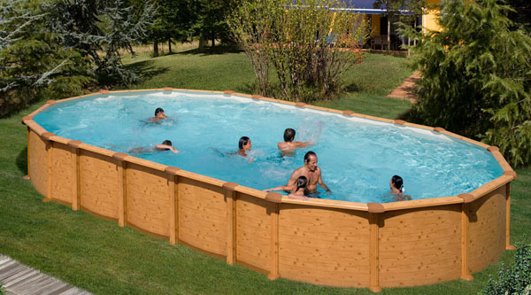 Diferentes piscinas para los d as soleados dec ralos for Piscinas hinchables para jardin