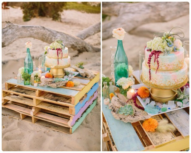 Decora tu fiesta de cumplea os con un estilo hippie chic for Decoracion hippie chic