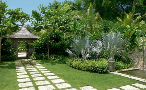 C mo decorar tu jard n dec ralos for Designing a large garden from scratch