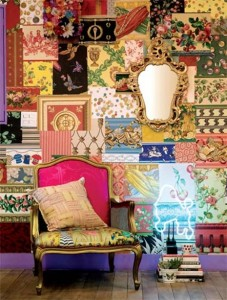 Tendencia: decorar con PatchWork