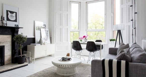 Tendencia: Deco black and white 4