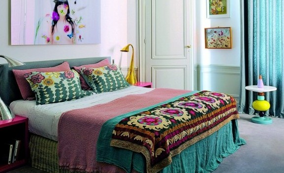 Boho chic bedroom - Decora tu dormitorio ...